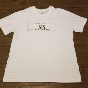 Armani Exchange T-shirt Men's size Medium
